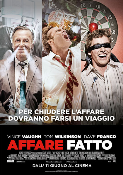 Locandina italiana Affare Fatto