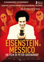 Locandina Eisenstein in Messico