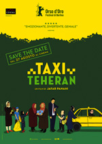 Trailer Taxi Teheran