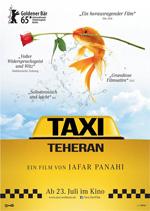 Poster Taxi Teheran  n. 1
