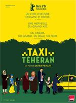 Poster Taxi Teheran  n. 2
