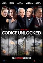Poster Codice Unlocked - Londra sotto attacco  n. 0