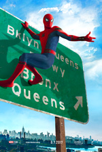 Poster Spider-Man: Homecoming  n. 1