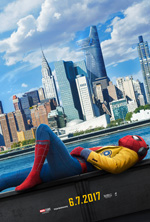 Poster Spider-Man: Homecoming  n. 2