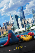 Poster Spider-Man: Homecoming  n. 4
