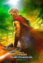 Poster Thor: Ragnarok  n. 2