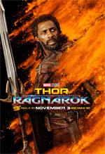 Poster Thor: Ragnarok  n. 5