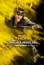 Poster Thor: Ragnarok  n. 8