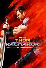 Poster Thor: Ragnarok  n. 10