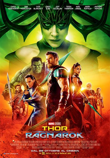 Trailer Thor: Ragnarok