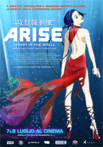 Trailer Ghost in the Shell: Arise - Parte II