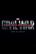 Poster Captain America: Civil War  n. 1