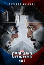 Poster Captain America: Civil War  n. 4
