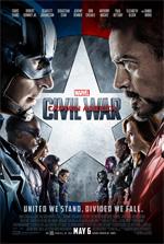 Poster Captain America: Civil War  n. 5