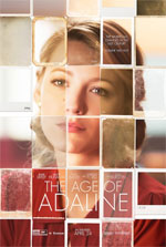 Poster Adaline - L'eterna giovinezza  n. 1