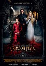 Poster Crimson Peak  n. 0
