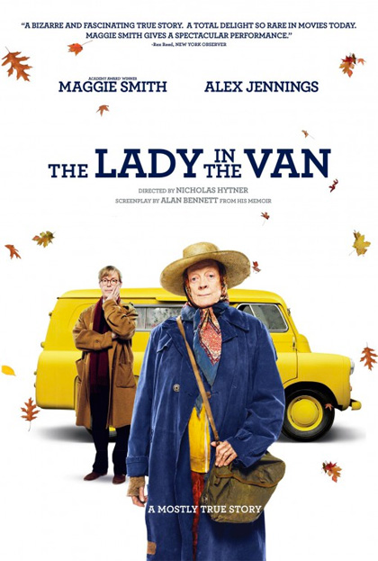 Locandina italiana The Lady in the Van