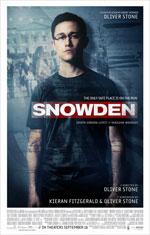 Poster Snowden  n. 1