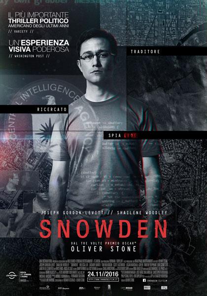 Trailer Snowden