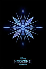 Poster Frozen II - Il segreto di Arendelle  n. 1