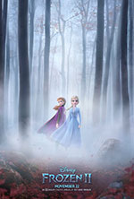 Poster Frozen II - Il segreto di Arendelle  n. 3