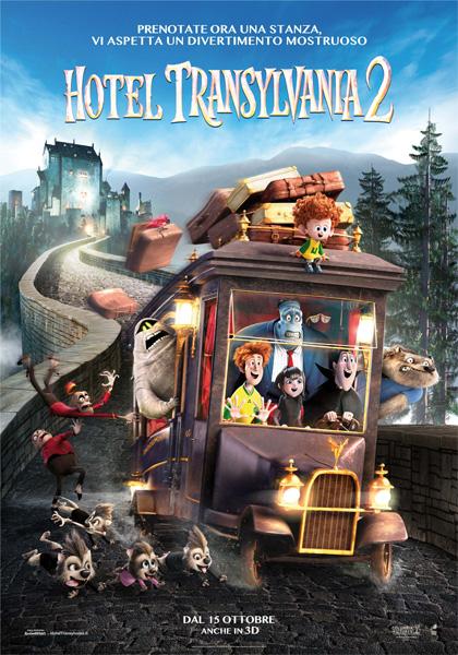 Poster Hotel Transylvania 2