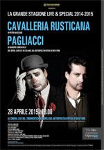 Cavalleria Rusticana e Pagliacci