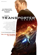 Trailer The Transporter Legacy