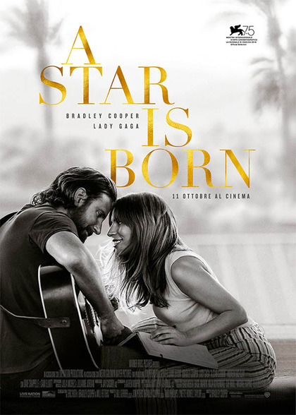 Locandina italiana A Star Is Born