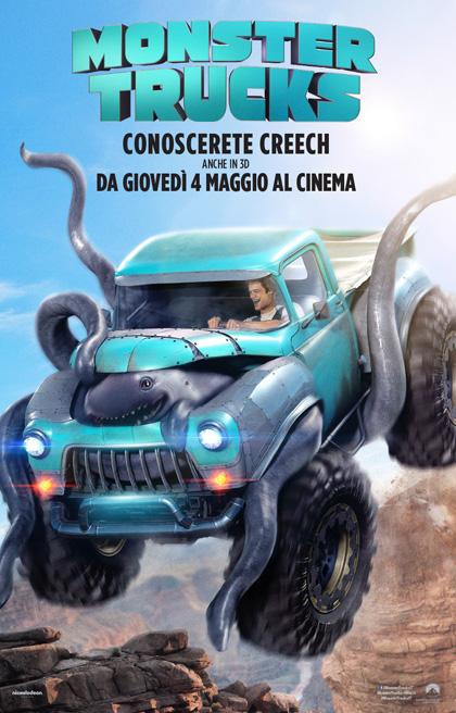 Trailer Monster Trucks