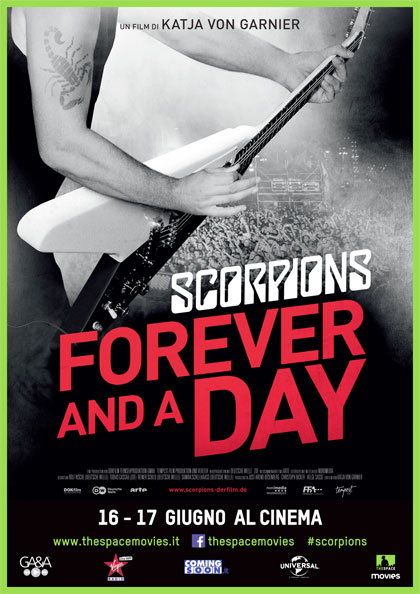 Trailer Scorpions - Forever and a Day