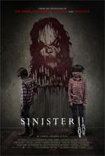 Poster Sinister 2  n. 1