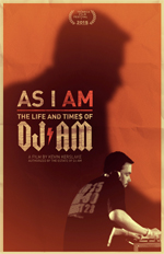 Poster As I Am: The Life and Times of DJ Am  n. 0