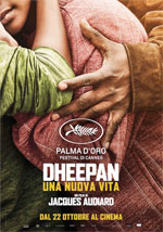 Poster Dheepan - Una nuova vita  n. 0