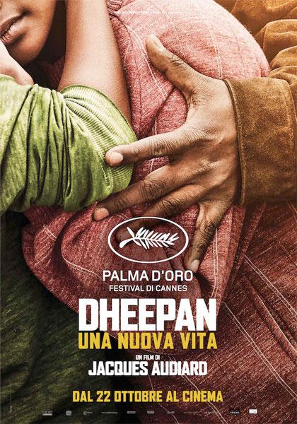 Locandina italiana Dheepan - Una nuova vita