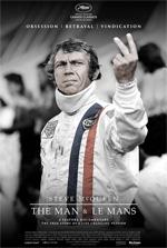 Poster Steve McQueen - Una vita spericolata  n. 1