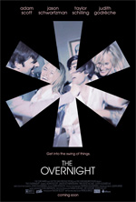 Trailer The Overnight