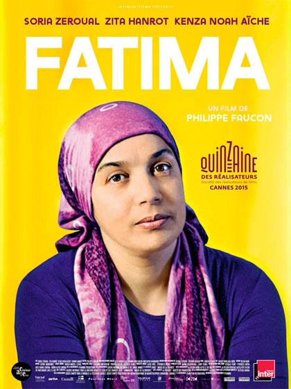 Locandina italiana Fatima