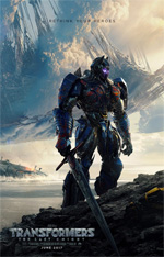 Poster Transformers - L'ultimo cavaliere  n. 2