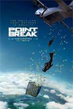 Poster Point Break  n. 1