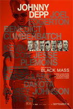 Poster Black Mass - L'ultimo gangster  n. 3