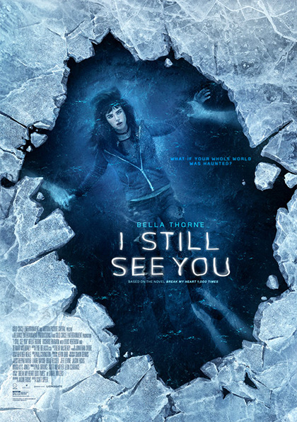 Poster Sei ancora qui - I Still See You