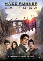 Poster Maze Runner - La fuga  n. 0