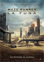 Poster Maze Runner - La fuga  n. 2