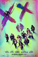 Poster Suicide Squad  n. 1