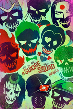 Poster Suicide Squad  n. 12