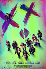 Poster Suicide Squad  n. 13