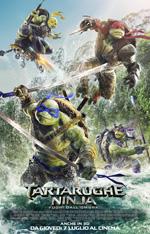 Trailer Tartarughe Ninja - Fuori dall'ombra