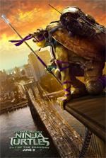 Poster Tartarughe Ninja - Fuori dall'ombra  n. 6