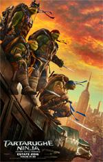 Poster Tartarughe Ninja - Fuori dall'ombra  n. 9
